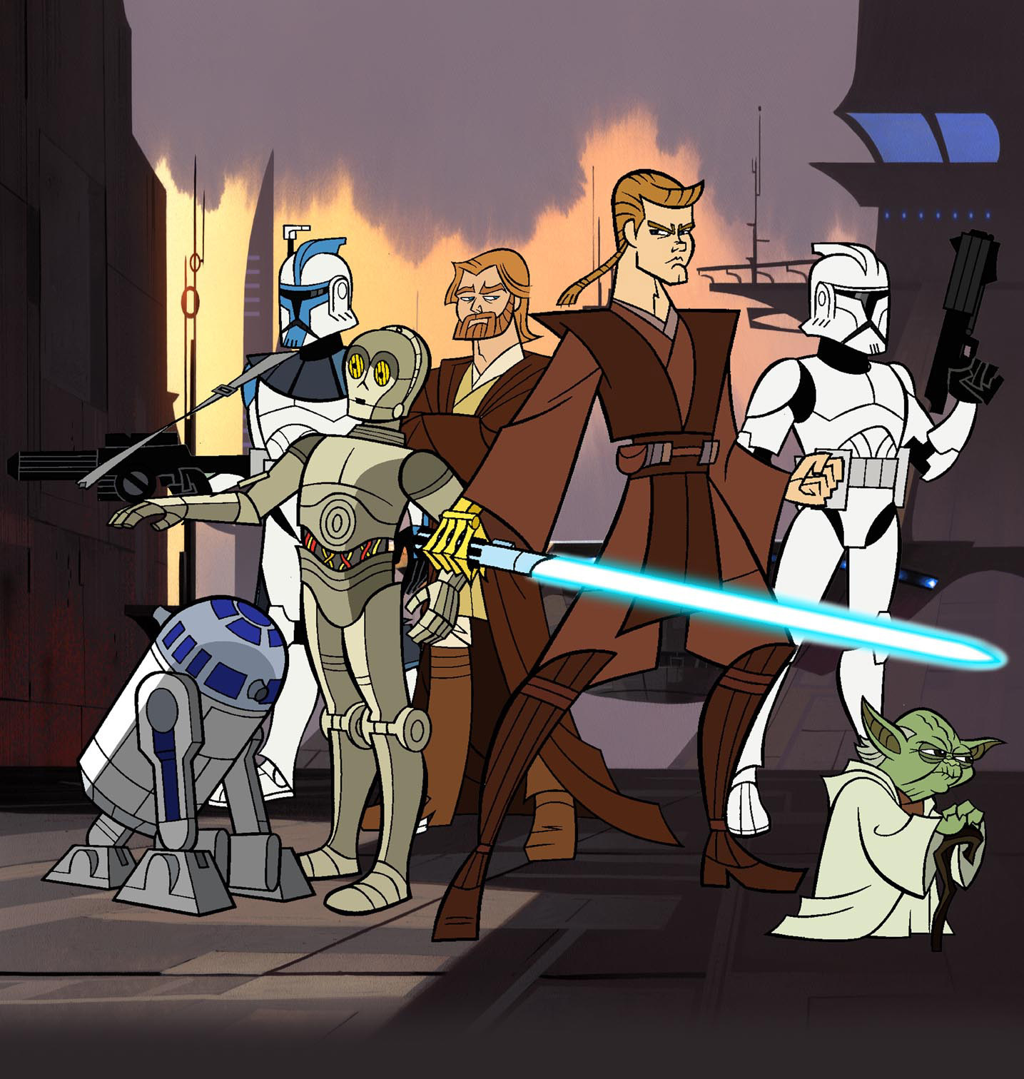 Star wars the clone wars cartoon young  pron gallery