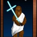 Jedi Chewie