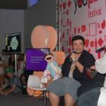 Nerdcast Live com Marcelinho contando contos eróticos