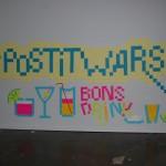 Postit Wars