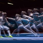 2012 Olympics: Multiple exposure