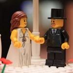 Noivos Lego