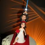 Fefa e Jedi Topo Bolo