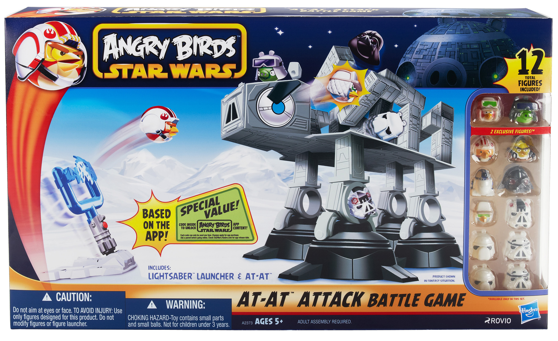 Angry birds star wars obrigado pelos peixes - Angry birds star wars 7 ...