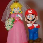 Peach e Mario