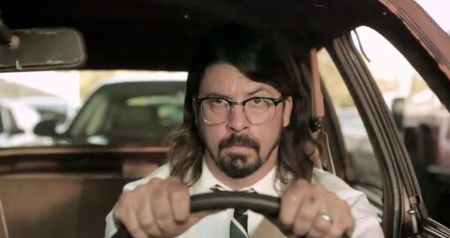 Foo Fighters e seus clipes divertidos – Obrigado Pelos Peixes!