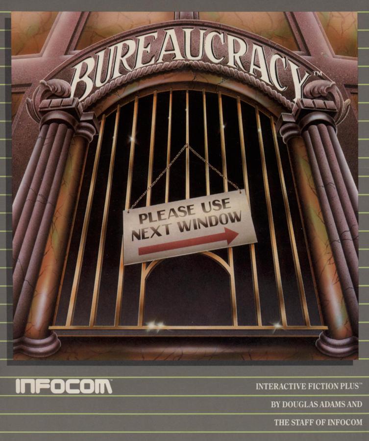Bureaucracy_-_1987_-_Infocom-1