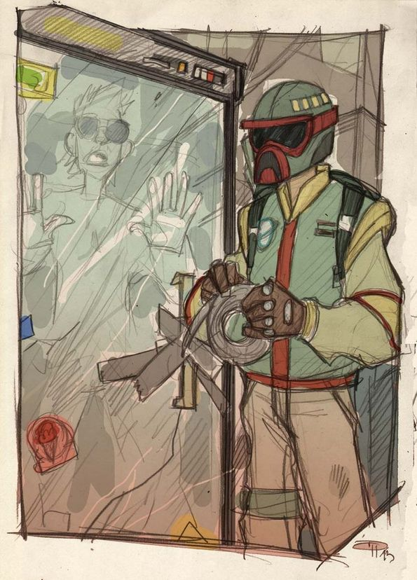 Denis-Medry-STAR-WARS-80s-High-School-Boba