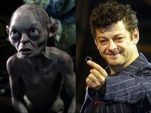 Andy Serkis, como Sméagol