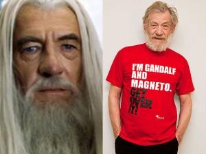 Iam McKellen, Gandalf