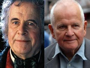 Sir Ian Holm, Bilbo mais velho
