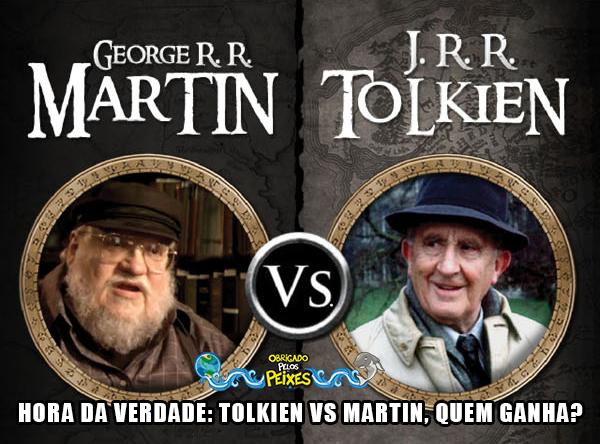 Tolkien vs Martim