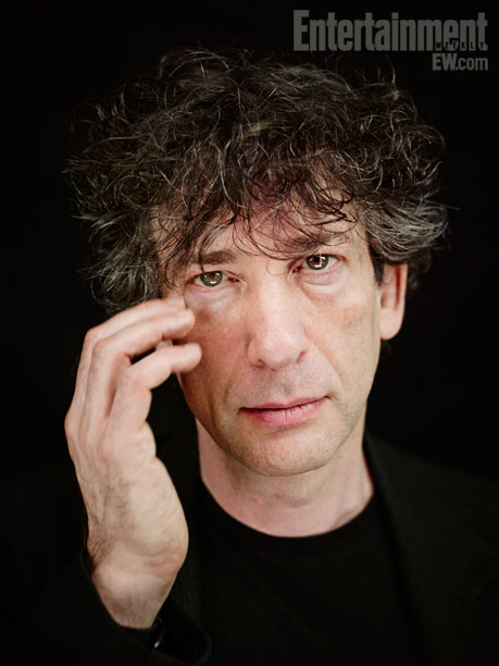 Neil Gaiman's Journal: I bet you thought I was dead...