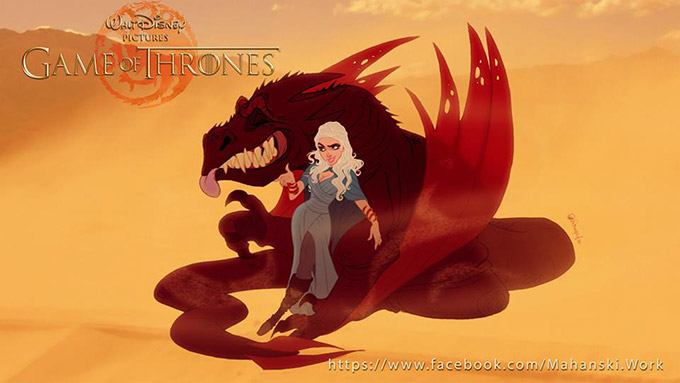 If-Game-Of-Thrones-Was-A-Disney-Animated-Movie