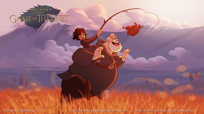 If-Game-Of-Thrones-Was-A-Disney-Animated-Movie_1