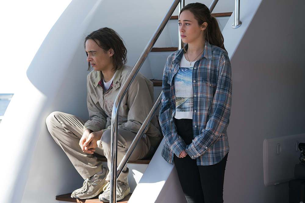 - Fear of the Walking Dead_Season 2, Episode 01 - Photo Credit: Richard Foreman/AMC