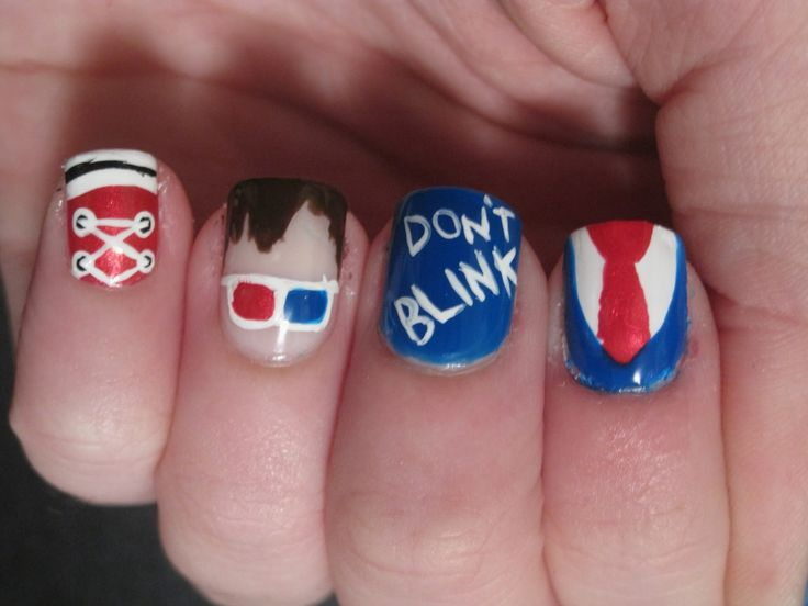 2e498d4a529e9c1ba73fac2664bb0ee5--tenth-doctor-doctor-who-nails