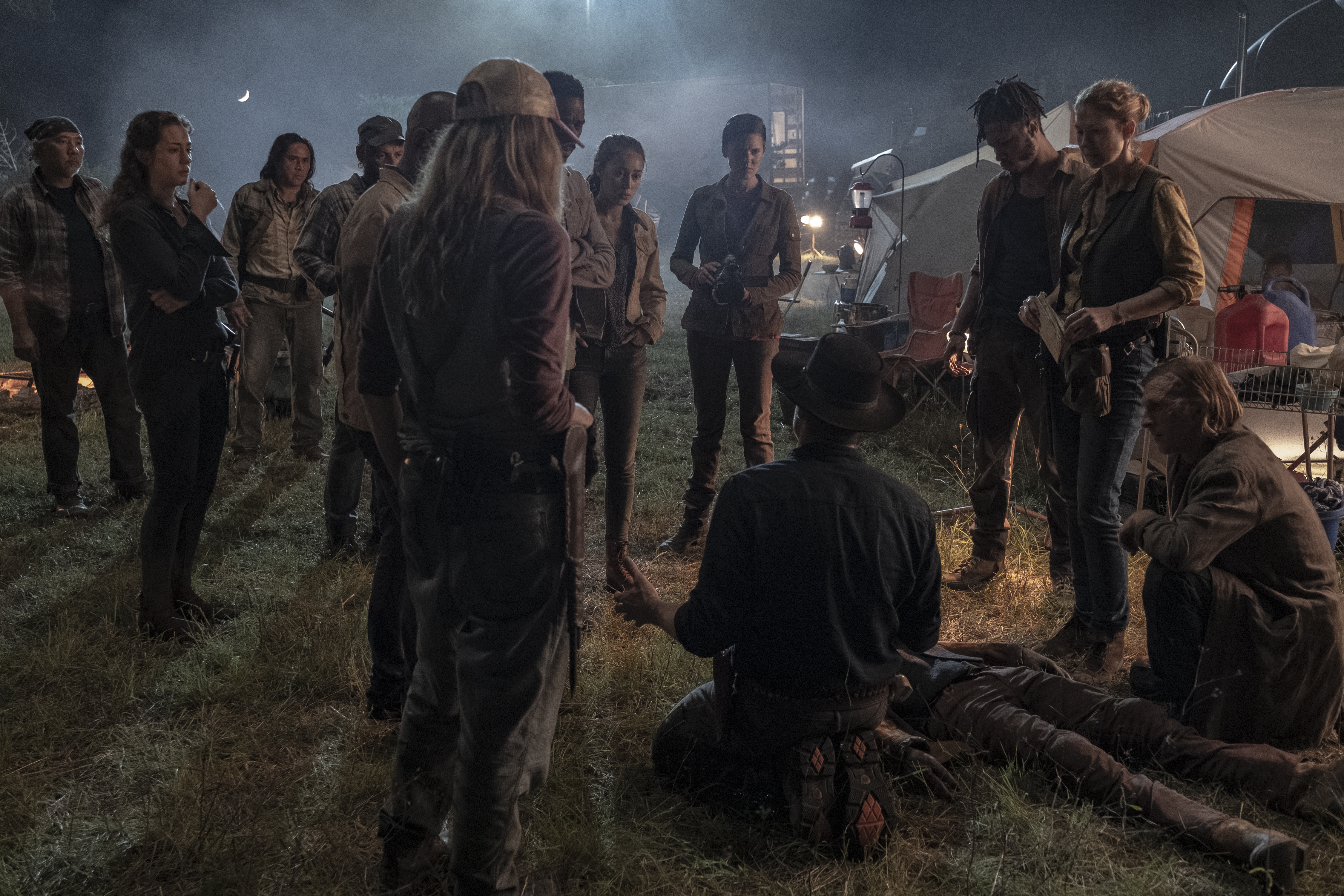 Fear The Walking Dead Darsteller